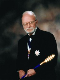 THOMAS W. JACKSON: XII World Conference  of Regular Masonic  Grand Lodges