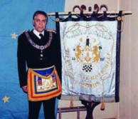 ROBERT B. HEYAT: Freemasonry is my life