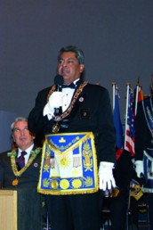 RAFAEL EDUARDO ARAGON GUEVARA: MASONIC FORUM is an excellent project