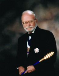 THOMAS W. JACKSON: Consecration of the  Grand Lodge of Albania