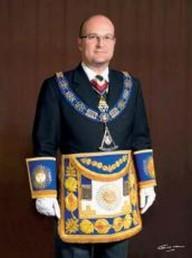 OSCAR DE ALFONSO ORTEGA: Mesajul cu ocazia realegerii ca Mare Maestru
