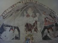 Fig 5 Pantocrator and TetramorphusErmita del Consuelo Camañas