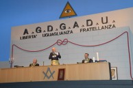 MASONIC FORUM Magazine in Rimini