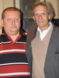 Claudiu Ionescu + Michael Baigent