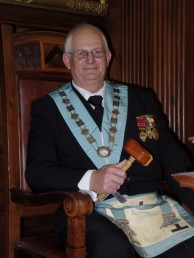 ALAN B. TURTON: 20 wonderful years celebrating Masonic Forum